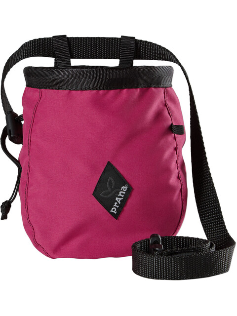 Prana Chalk Bag with Belt Grapevine